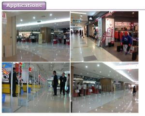 Reliable Quality Attractive Style Shoes Store Anti-Theft Security Alarm System RF Antenna pictures & photos