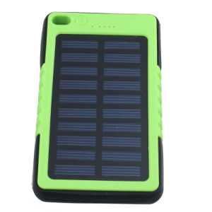 5000mAh Portable Solar Charger Window Power Supply Mobile Cell Phone pictures & photos