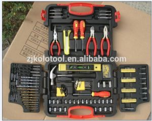2016 Hot Sale New Design German Quality Combination Tool Set Household Tool Kit pictures & photos
