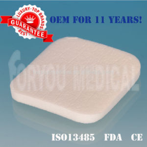 2016 Top Premium Foryou Surgical High Absorption Foam Wound Dressing Medical Dressing pictures & photos