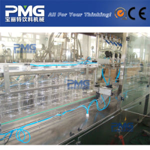 High Speed Linear Type 5 Liters Drinking Water Bottle Filling Machine pictures & photos