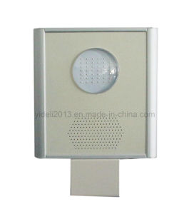 All in One LED Integrated Solar Streetlight with Remote Motion Sensor Ce RoHS ISO IP68 Approved 5W pictures & photos