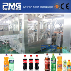 Automatic Carbonated Beverage and Soft Drink Filling Machine pictures & photos