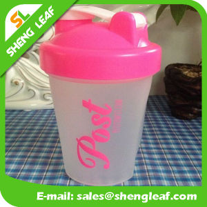 Transparent Children and Adults Custom Logo Juice Bottle (SLF-WB044) pictures & photos