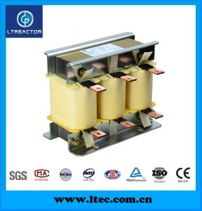 380V AC Three Phase Input Filter Reactors for Frequency Converters pictures & photos