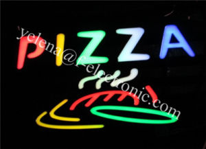 OEM Environmental Material Bar/Club LED Luminescence Neon Open Signs