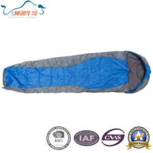 Soft and Warm Outdoor Mummy Sleeping Bag