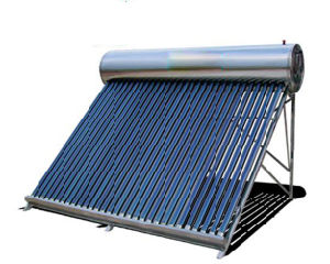 Unpressurized Stainless Steel Solar Water Heater (FT-L-HP-58/1800-30) pictures & photos