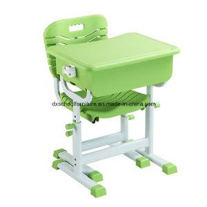 Hot Sale School Furniture Student Desk for Children K025A+Kz11A pictures & photos