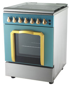 New Design Free Standing Gas Stove Cooker with Oven pictures & photos
