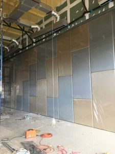 Acoustic Movable Walls pictures & photos