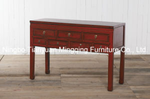 Match Well of Chinese and Western Table Antique Furniture pictures & photos