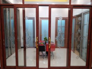 Aluminium Door Profiles pictures & photos
