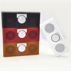 Four Kind of Classic Color Wireless Speakers M8 with Waterproof Speaker pictures & photos
