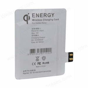Qi Wireless Charging Receiver Phone Charger for Samsung Note 2 pictures & photos