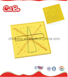 Geoboard, Double-Sided Toy W/Bands (CB-ED008-Y) pictures & photos