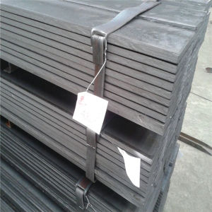 China Tangshan Wholesale Q235 Ss400 Mild Galvanized Flat Bar pictures & photos