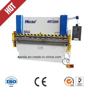 Metal Sheet Plate Press Brake CNC Hydraulic Bending Machine pictures & photos