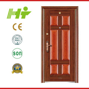 High Quality Entry Door Steel Door (HT-35)