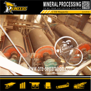 Wet and Dry Process Mineral Magnetic Separation Machinery Magnet Separator pictures & photos