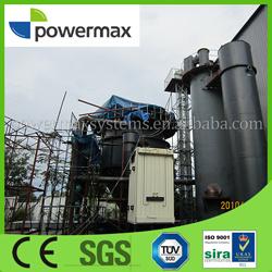 Kitchen Waste Biomass Gasification Plant, Powermax Generator, Biomass Plant