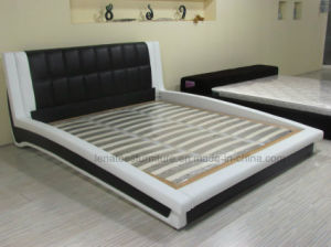 A065 Adult Bed Bedroom Furniture Design pictures & photos