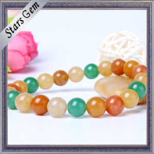 Colorful Natural Stone Beads Bracelet Fashion Jewelry pictures & photos