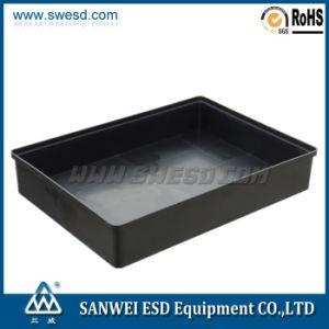 3W-9805109-2 Conductive Tray ESD Tray Anti-Static Tray ESD Box Conductive Anti-Static Box pictures & photos
