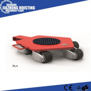 Heavy Duty Warehouse Moving Tools 15 Ton Moving Trolley Roller Skids pictures & photos