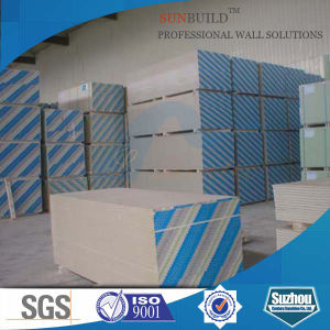 4′x8′ Gypsum Plaster (Regular Fireproof Water Resistance) pictures & photos