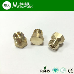 Lathe Part Brass Hex Screw pictures & photos