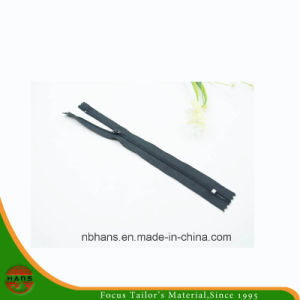3# Nylon Close End Pin Lock Zipper (HAZNW0001) pictures & photos