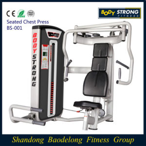 Seated Chest Press Fitness Commercial Equipment BS-001 pictures & photos