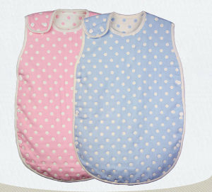 100% Cotton Muslin Baby Sleeping Bag with 6 Layers Gauze pictures & photos
