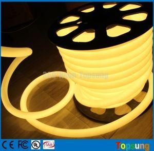 Warm White 220V New 360 Round Neon Flex Light for Building