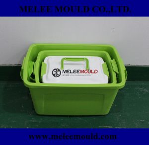 Plastik Tool for Container Box Mold Casting pictures & photos