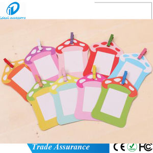 10PCS/Set Mushroom Fujifilm Instax Mini 3inch Picture Photo Hanging Frame pictures & photos