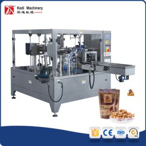 Rotary Packing Machine for Stand-up &Zip Pouch (GD8-200B) pictures & photos