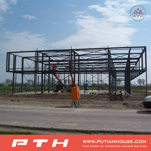 Customized Large Span Multi-Story Steel Structure Warehouse From pictures & photos
