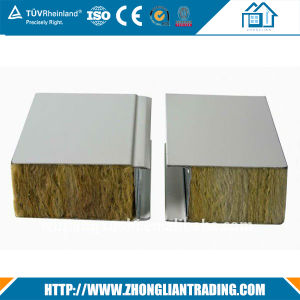 Durable EPS/Glasswool/Rockwool Roof Sandwich Panel pictures & photos