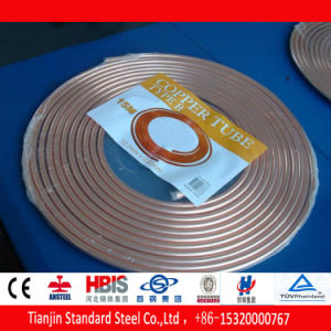 High Quality for Aircondition Copper Tube Pancake Coil pictures & photos