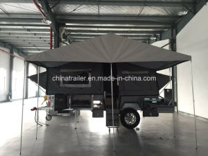 Hard Floor Forward Folding Camping Trailers pictures & photos