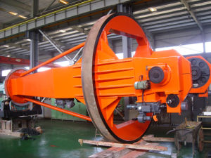 Jpd-4000 Drum Twist Laying-up Machine with High Production Efficiency pictures & photos