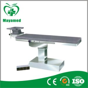 My-I006 Electrical Medical Operating Table for Ophthalmology pictures & photos