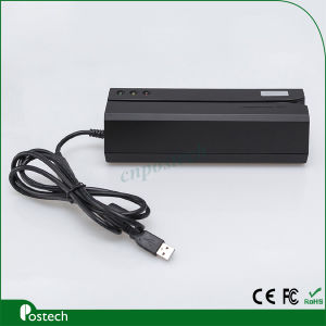 Unique Msr206 Portable Magnetic Stripe Card Writer pictures & photos