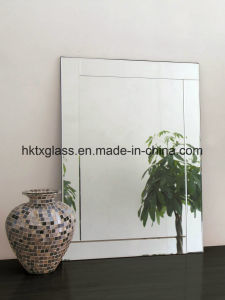 Engraving Mirror / Carved Mirror / Elegant Bathroom Mirror (TX-0801) pictures & photos