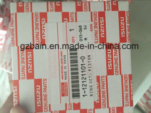 Isuzu Excavator Engine 4bg1/6bg1 Piston Ring (1-12121101-1/ 1-12121101-0) pictures & photos