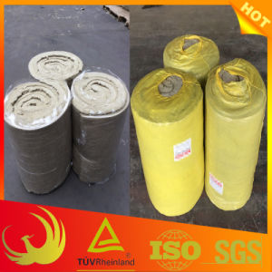 Rock-Wool Insulation Material with Wire Mesh for Pipe pictures & photos