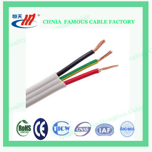Flat Cable 3*6mm2 PVC Insulation