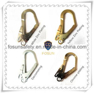 CE Forged Steel Safety Zinc Plated Spring Snap Hooks pictures & photos